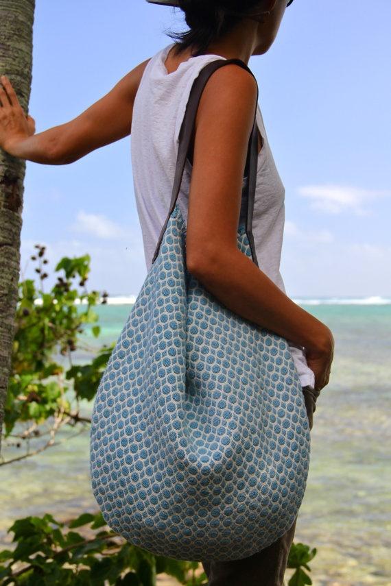 stunning handmade eco-friendly bags by @Leilani Garcia Garcia Garcia Roberts-Westhoff Aloha <3