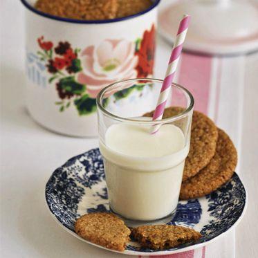 Dreierlei-Ingwer-Kekse
