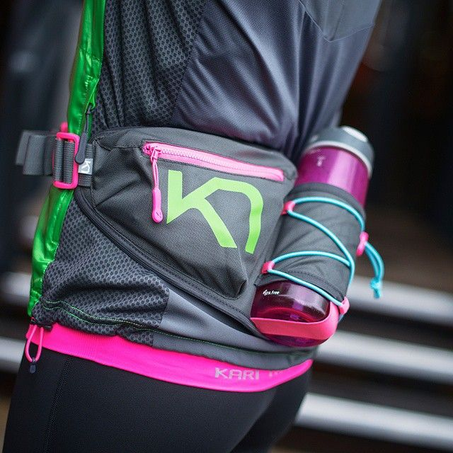 NEW IN! What you've been asking for is finally it's here! A hip hydration belt from #karitraa. Your perfect companion for urban trainings Check it out at karitraa.com  #ktlouisebag #hydrationbelt