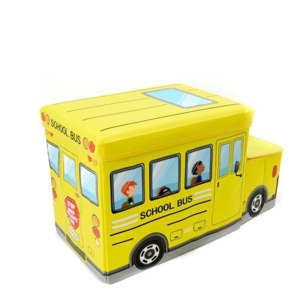 Jual beli KOTAK PENYIMPANAN BENTUK BIS SEKOLAH di Lapak Rijal - rijal6683. Menjual Tempat Penyimpanan & Organizer - Kotak Penyimpanan Serbaguna Bus Sekolah menghadirkan solusi praktis untuk menyimpan berbagai benda.  Kotak ini memiliki bentuk unik dengan motif animasi bus sekolah, sehingga cocok untuk anak-anak.  Di dalamnya terdapat tempat cukup luas untuk menaruh barang seperti buku, mainan, atau aksesoris.  Selain dapat menyimpan berbagai perlengkapan, kotak serbaguna ini juga bis...