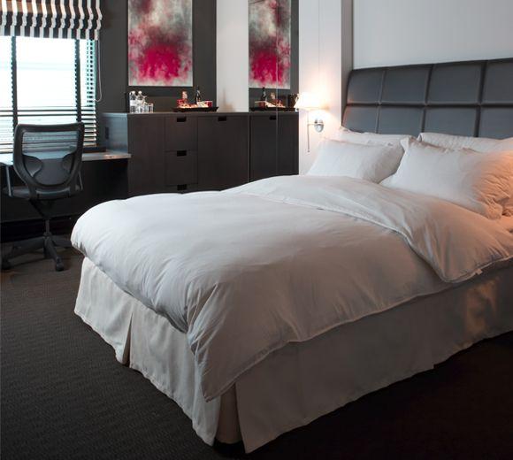 LEMAYMICHAUD | INTERIOR DESIGN | ARCHITECTURE | QUEBEC | HOTEL | Hôtel Alt Québec