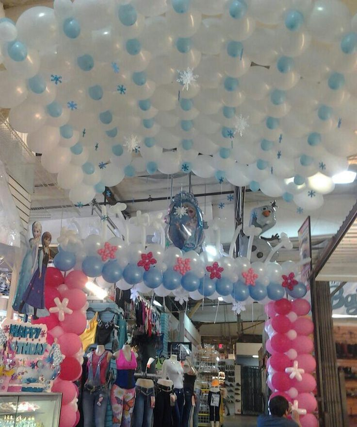 The 7 Best Balloon Decor Images On Pinterest