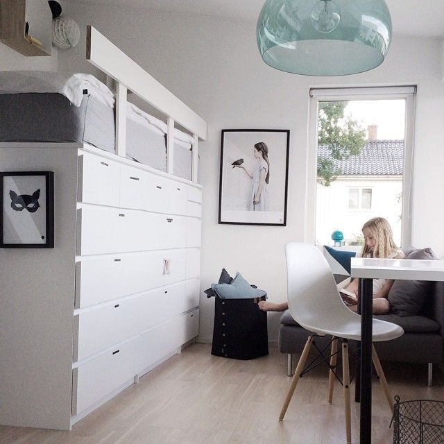 STORAGE BEDS AND IKEA HACKS (mommo design)