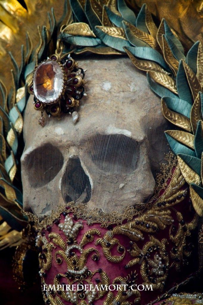 St Leontius from Muri, Switzerland