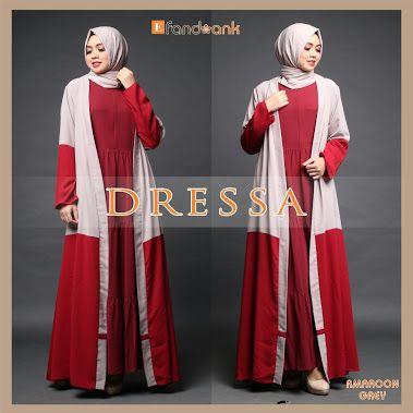 DRESSA BY EFANDOANK  Detail + Sizepack Dressa ( 3pc ) : Simply n Elegant…