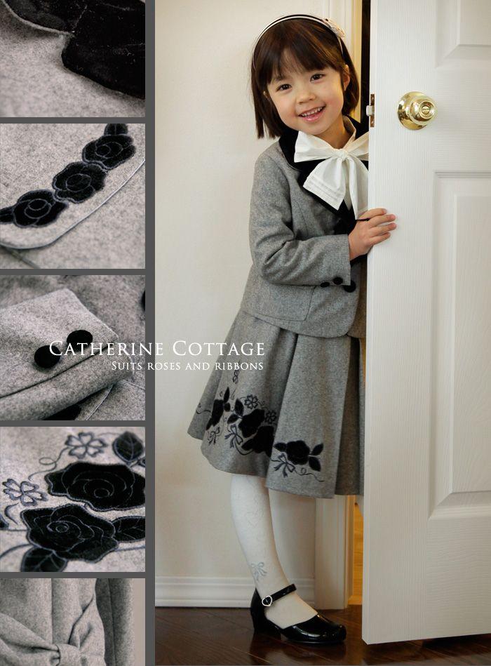 1b413a0cb2a4d 入学式 女の子 卒業式 女の子 スーツ 子供服 フォーマル スーツセット ...