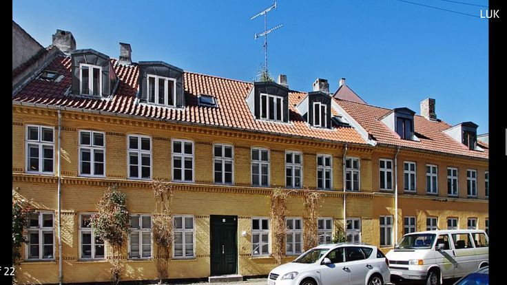 My new apartment on Nørrebro, the handing-over was at October 31, 2013
