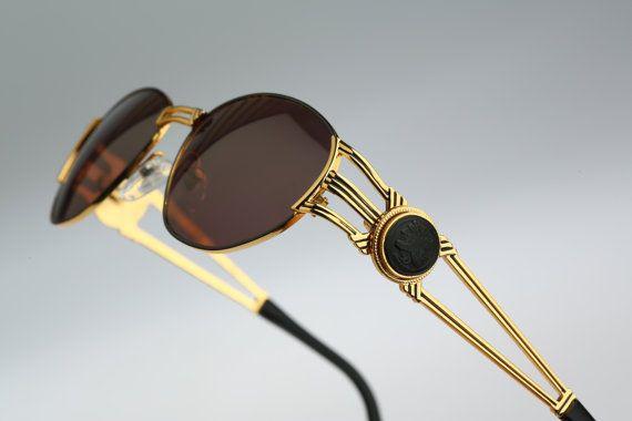 Fendi Mod SL7036 Col 101 / Vintage sunglasses / by CarettaVintage