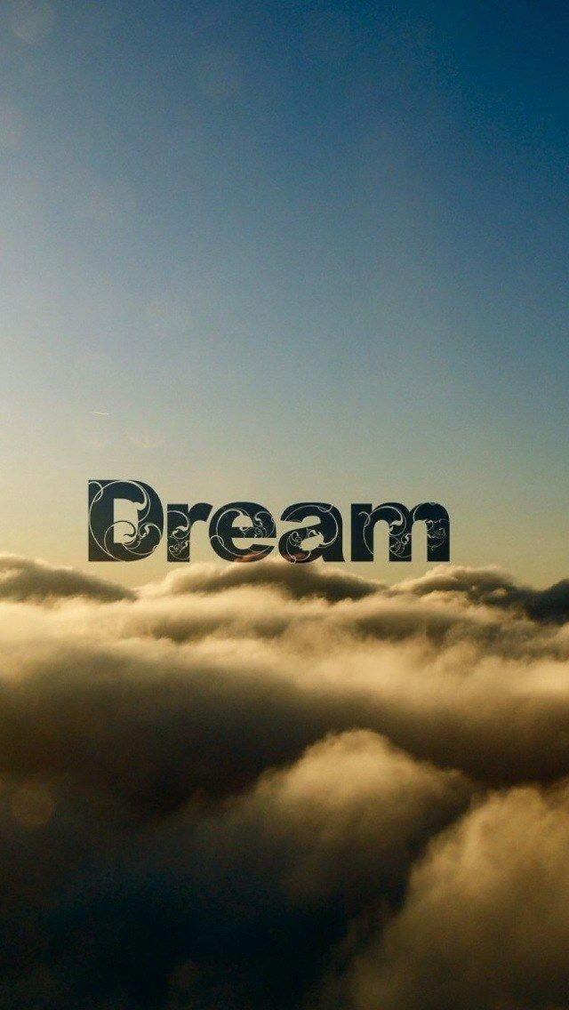 Live your Dream. Tap to see more iPhone quotes wallpapers! - mobile9 iPhone X Wallpaper 166070304986580326 9
