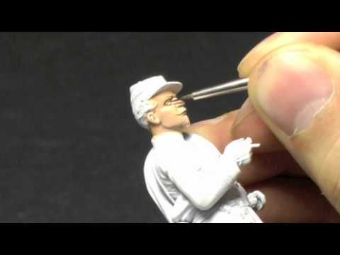 Painting miniature Episode 2