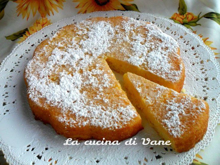 Torta+di+riso+|+ricetta+dolce+senza+glutine