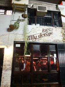 Love, Tilly Devine - Sydney - small bar review