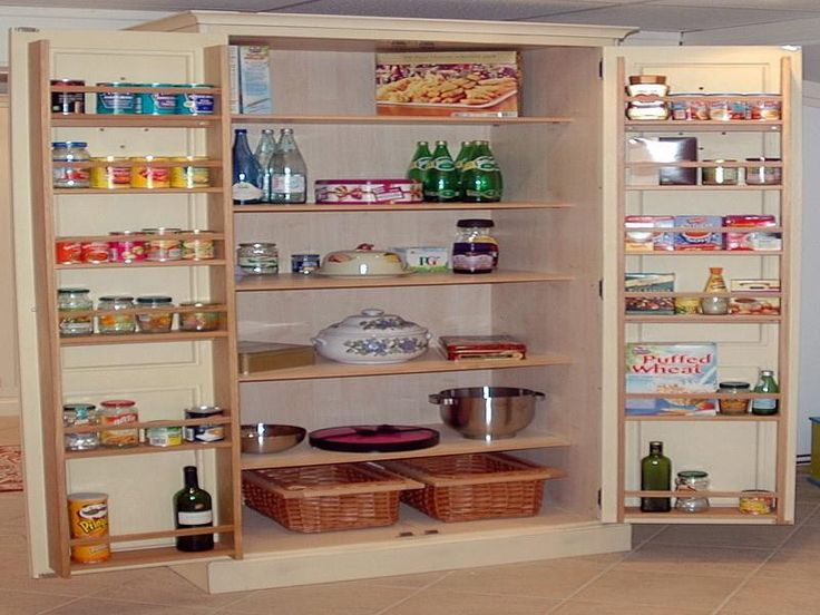 43 best Kitchen cabinets images on Pinterest Kitchen cabinets - kitchen storage ideas for small spaces