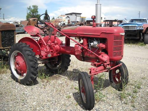 farmall tractors  for grandpa