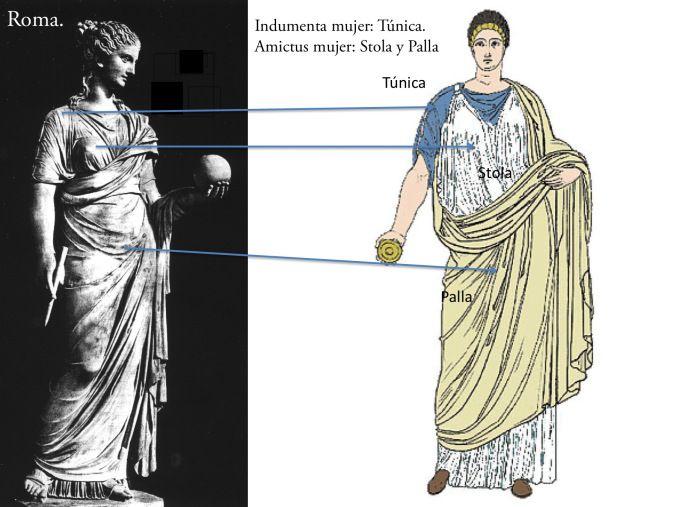 Ancient Roman Stola – Wonderful Image Gallery