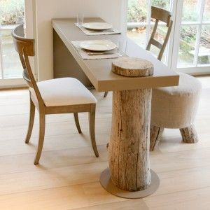 CAMELEON Desk / Table / Breakfast bar. Designed by Baptized by nature. Available at Darwin's Home on http://www.darwinshome.com/en/furniture/746-cameleon-desk-table-.html