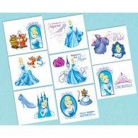 Cinderella Tattoos $4.95 A395192
