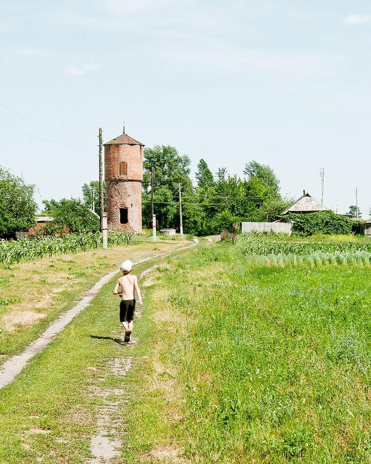 Лето в деревне. Автор Imy Takoe
