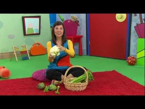 Paroles de la comptine « Tous les légumes » | Rapido-Présco