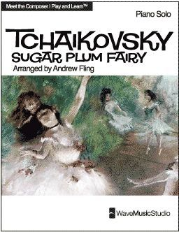 Dance of the Sugar Plum Fairy (Nutcracker) - Easy Piano Sheet Music - Play and Learn - Learn about the life and music of Tchaikovsky. Get a premium piano arrangement, biography, and activity worksheets. Piano Chords Chart. This should help when I play the keyboard. I know the chords, but what configuration to play often eludes me. Now ANYONE Can Learn Piano or Keyboard pianofora.blogspot.com