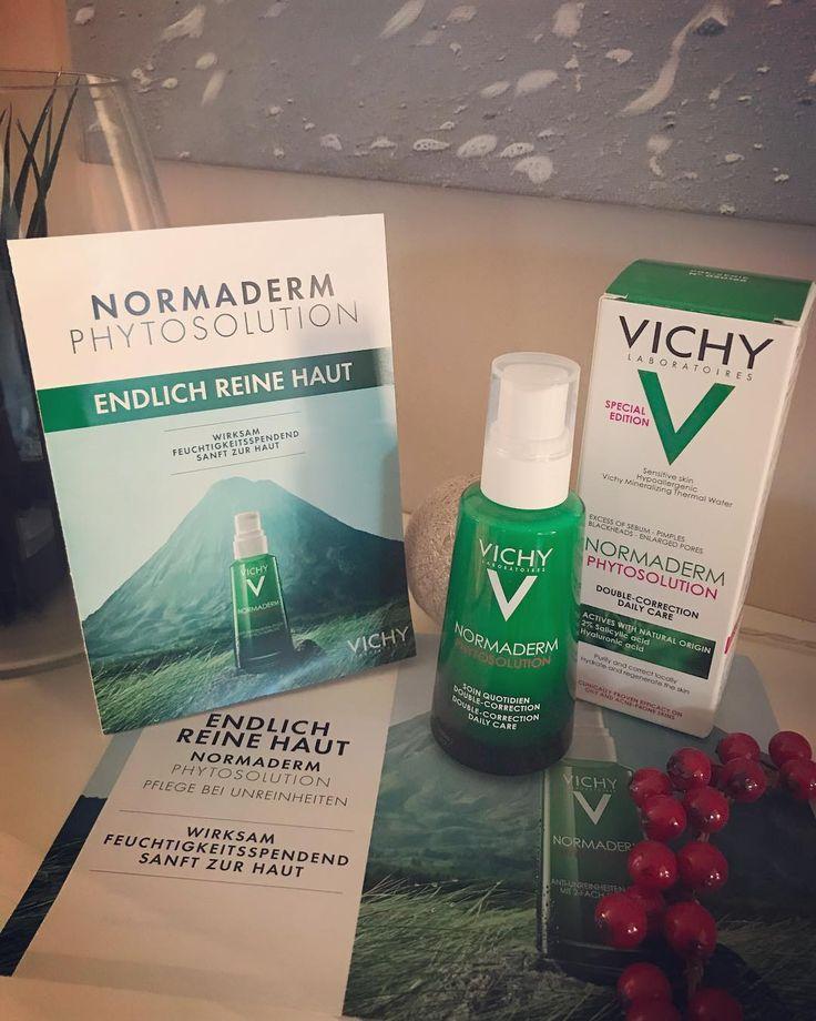 -Werbung-Produkttest- Ich darf wieder testen  diesmal kam ein Päckchen von VICH… – Beauty zone
