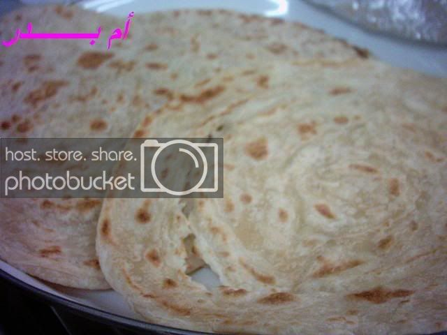 تعالي اعلمج طريقة جباتي شغل بيت خطوة بخطوة بالصور احسن من مطعم هندي منتديات كويتيات النسائية Food Bread Photobucket