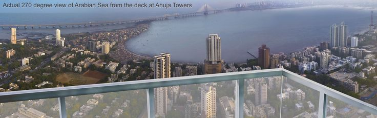 A residence thoughtfully crafted for the Kings & Queens of the modern world. #AhujaTowers offers an envious life