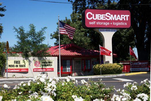 Find a Storage Unit for Rent at 775 North 16Th Street Sacramento, CA 95811   A CubeSmart Self Storage Facility