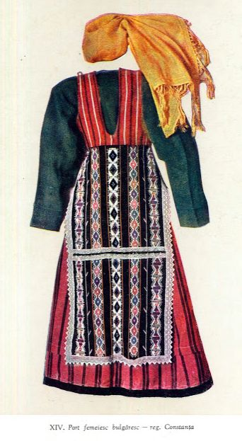 This is a display in a Romanian Museum, with the sukman shown over the jacket. This is an effective way to show the garment but it would not have been worn this way.