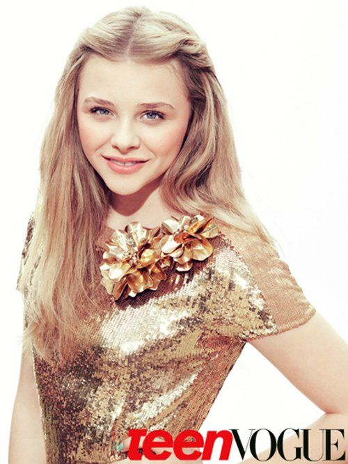 1000+ images about CHLOE MORETZ TEEN VOGUE 2010 on ...