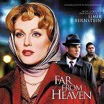 Elmer Bernstein: Far from Heaven - soundtrack album cover