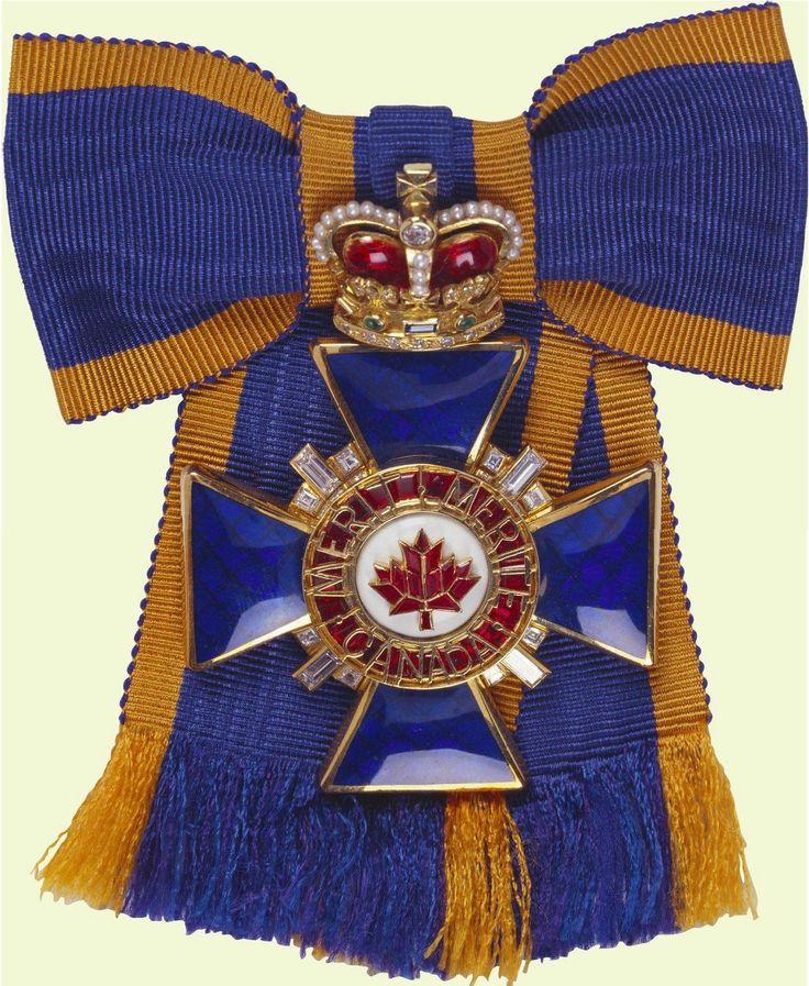 Order of Military Merit - Sovereign's Badge