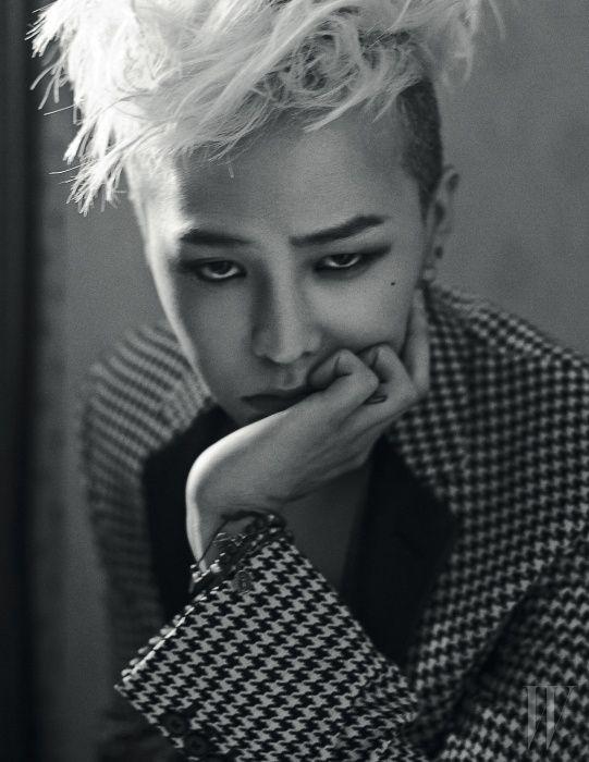 G-Dragon - W Magazine January Issue '14