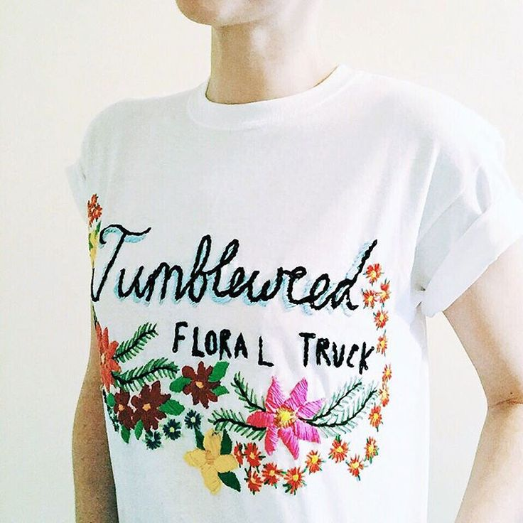 """tumbleweed floral truck on Instagram: """"the coolest of the cool. the amazingly…"""