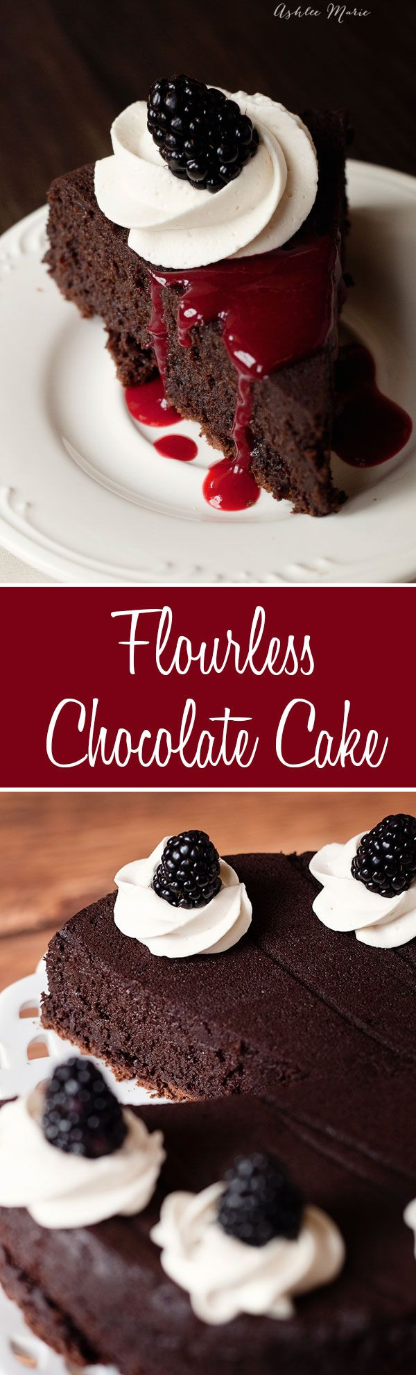 Flourless chocolate cake cocoa powder recipe
