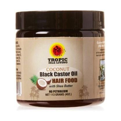Tropic Isle Living Coconut Jamaican Black Castor Oil Hair Food 4 oz  $6.95 Visit www.BarberSalon.com One stop shopping for Professional Barber Supplies, Salon Supplies, Hair & Wigs, Professional Product. GUARANTEE LOW PRICES!!! #barbersupply #barbersupplies #salonsupply #salonsupplies #beautysupply #beautysupplies #barber #salon #hair #wig #deals #sales #Tropic #Isle #Living #Coconut #Jamaican #Black #Castor #Oil #Hair #Food
