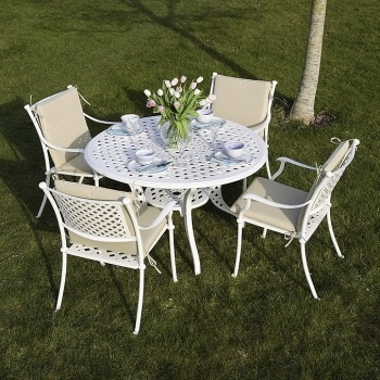 New Garden Table And Chairs Part 92