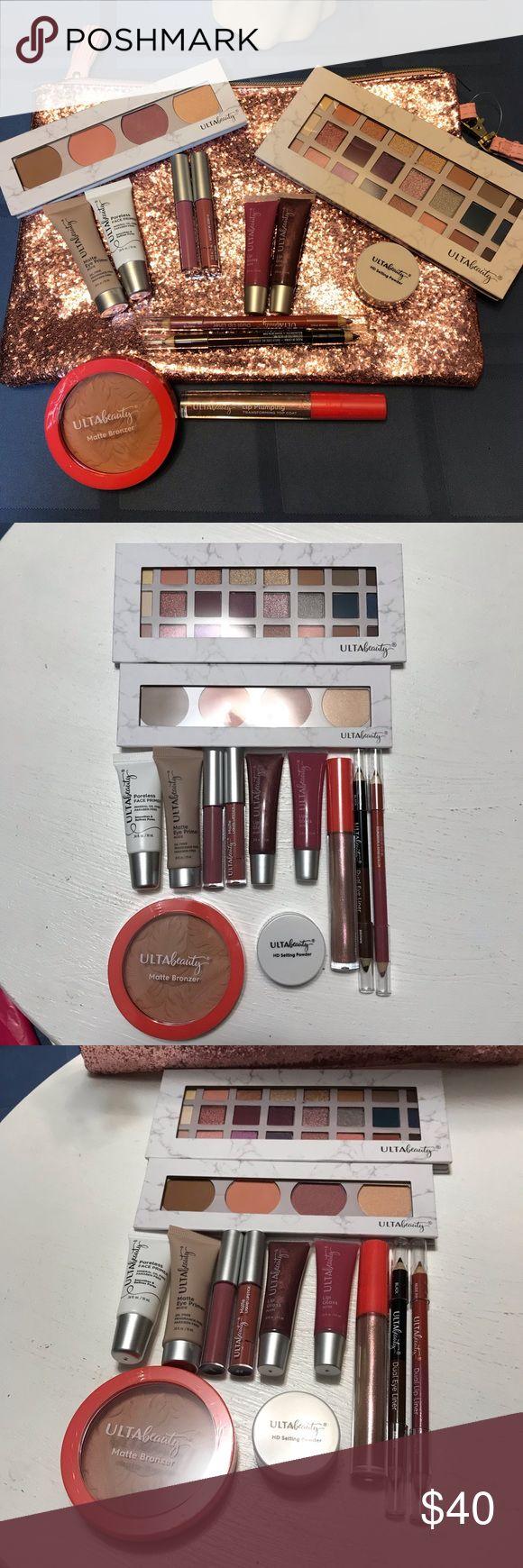 Ulta Beauty 13 piece pro makeup kit. Great for someone