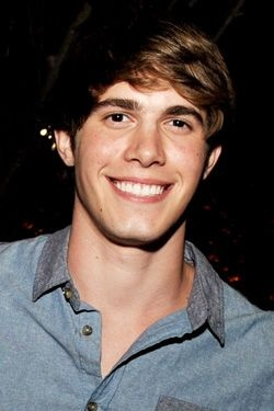 Blake Jenner a.k.a. Ryder my favorite character on glee and Finn :)