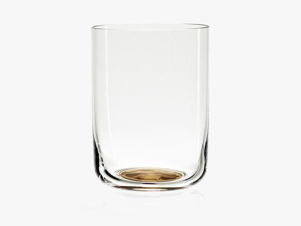 Color Glass - Højt vandglas - Guld fra HAY