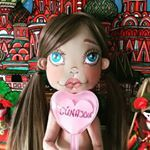"47 Likes, 3 Comments - Bezbebek ~ Cloth Doll (@neshkadolls) on Instagram: ""Günaydın... Goodmorning... Bezbebeklerimin yüzleri... Faces of my cloth dolls #bebek #kids…"""