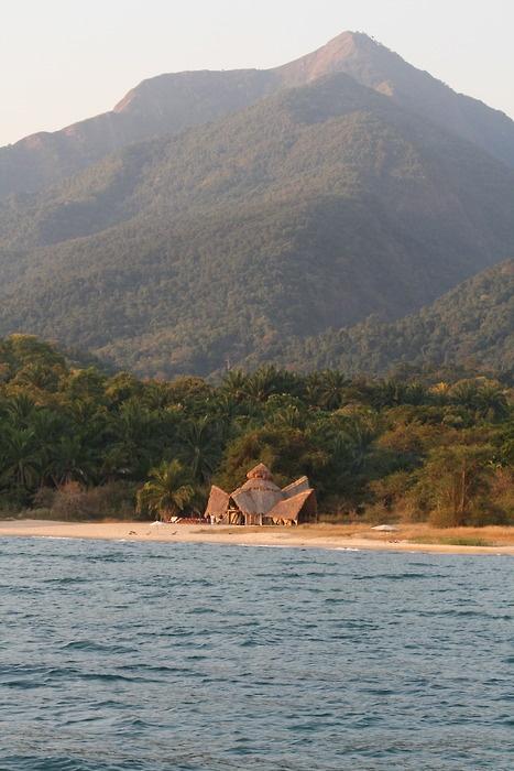 Greystoke Mahale, Lake Tanganyika.  TANZANIA
