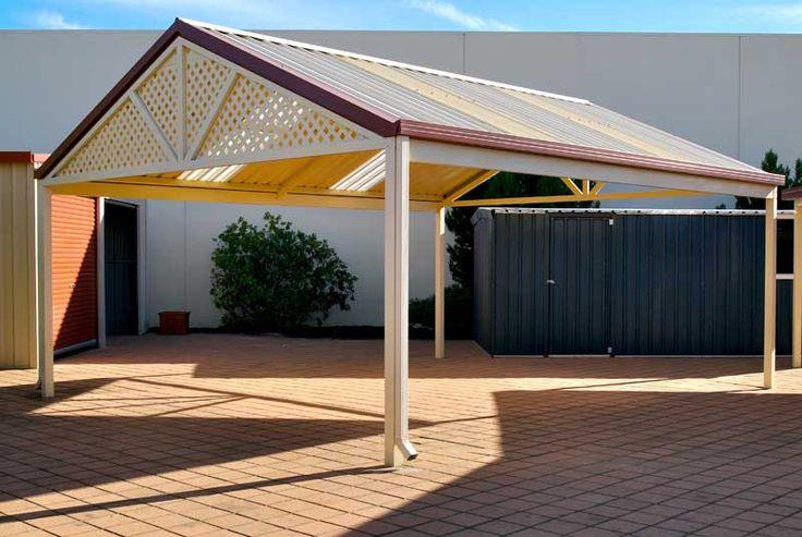 #CarportsPerth #OutdoorPatios #PatioDesign #PatioIdeas #Patios #Perth #WA http://www.factorydirectwa.com.au/patios/gableroofdesign
