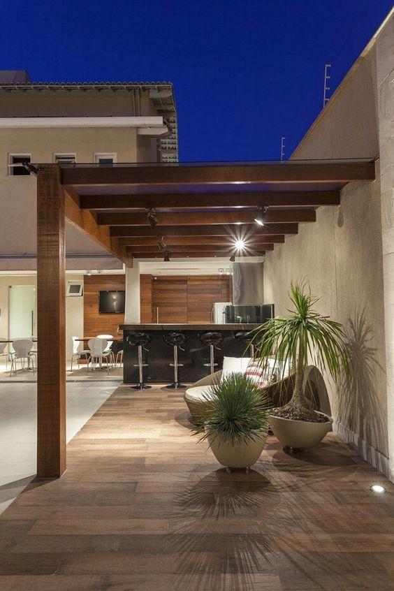 Decoracion de exteriores iluminaci n terrazas y jard n - Iluminacion terrazas exteriores ...