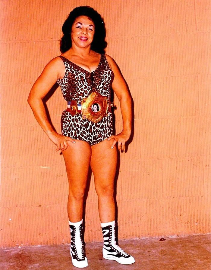 The Fabulous Moolah Wrestlers