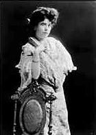 The Unsinkable Molly Brown became famous in her own right for being the only woman to have rowed a lifeboat to safety.
