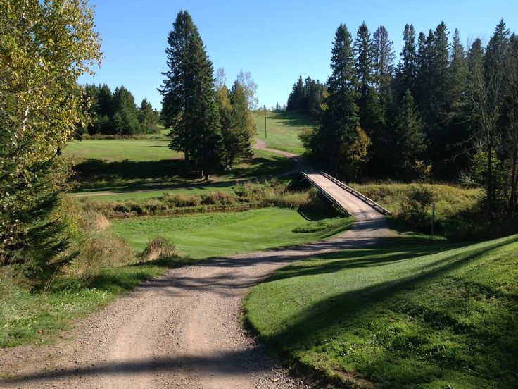 Petitcodiac Golf Course in NB, Canada