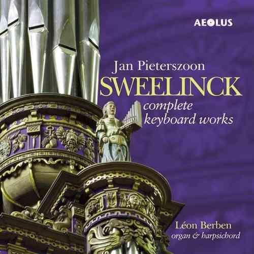 Sweelinck - Sämtliche Werke für Tasteninstrumente