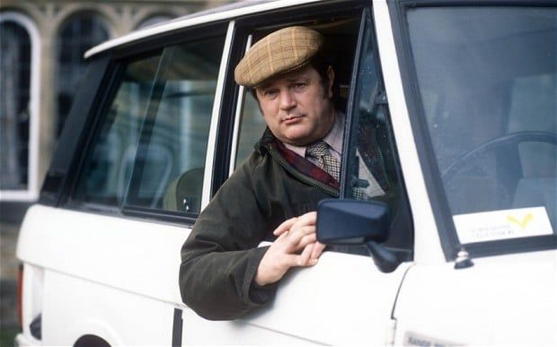 Richard Thorp as Alan Turner in Emmerdale