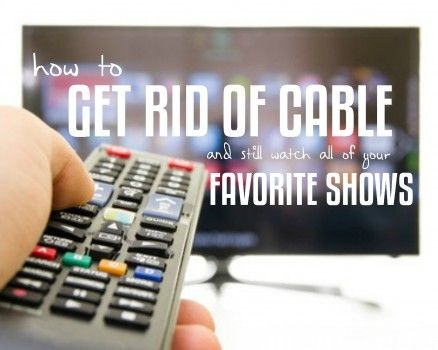 If you have Cable, you probably need little convincing that you pay too much money. If you're wondering how to watch your favorite shows without cable then I have a few tips for you! If you are sick of paying outrageous Cable prices and want to still watch your favorite shows, there are some options to consider. Here are several ways to save money where cable is concerned: